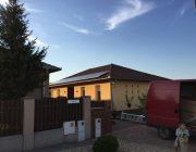Kecskemét, Bács-Kiskun megye 4kW napelem rendszer