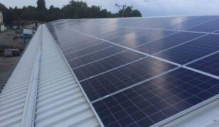Gyula, Békés megye, 50kW napelem rendszer