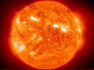 Kép a Napról.