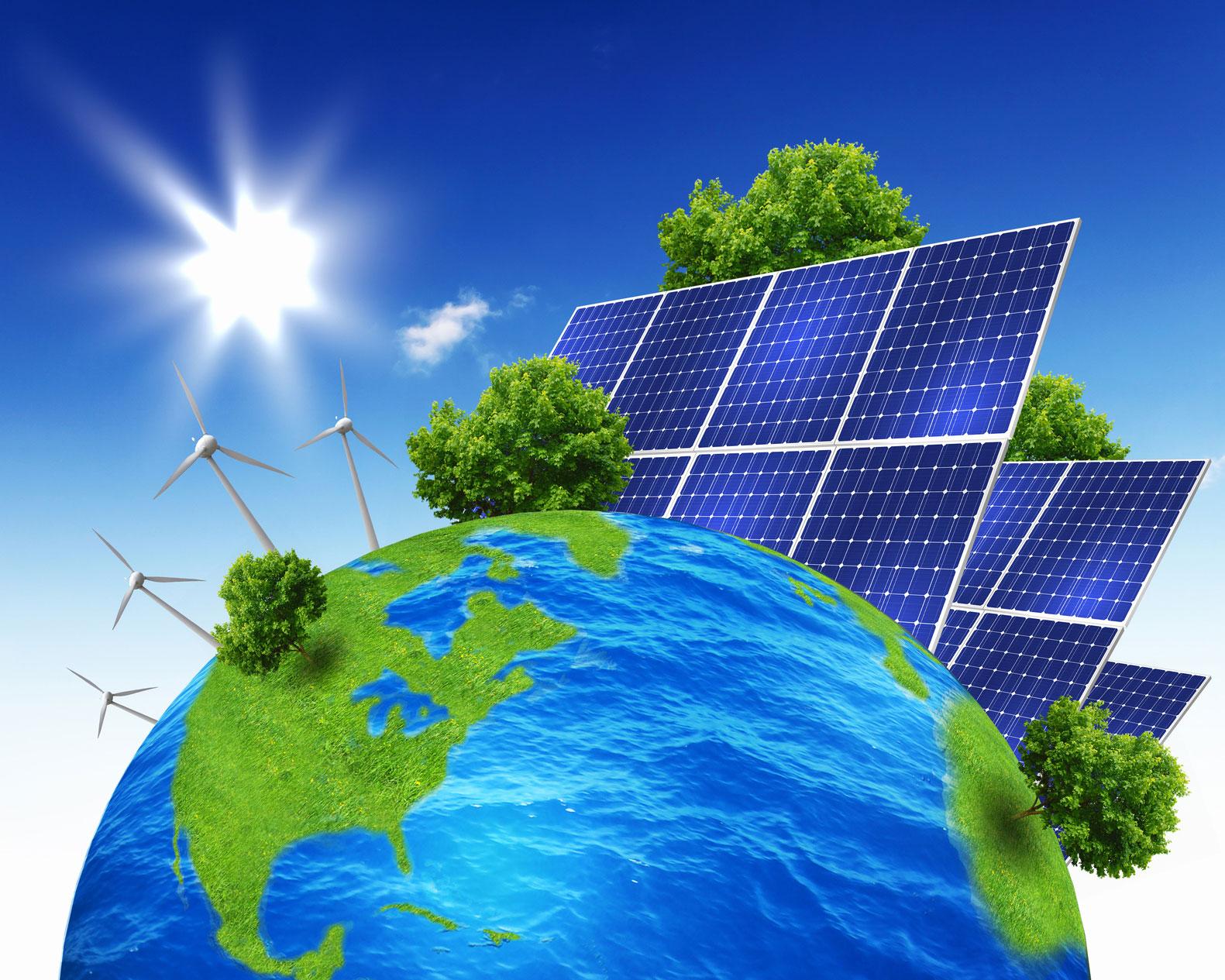 Alternatív energiaforrások.