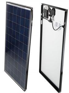 Andalay Solar AC250 és DC250 napelemek Enphase mikorinverterekkel.