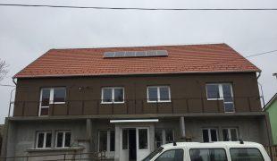 Bácsbokod, Bács-Kiskun-megye, 2kW-os napelem rendszer