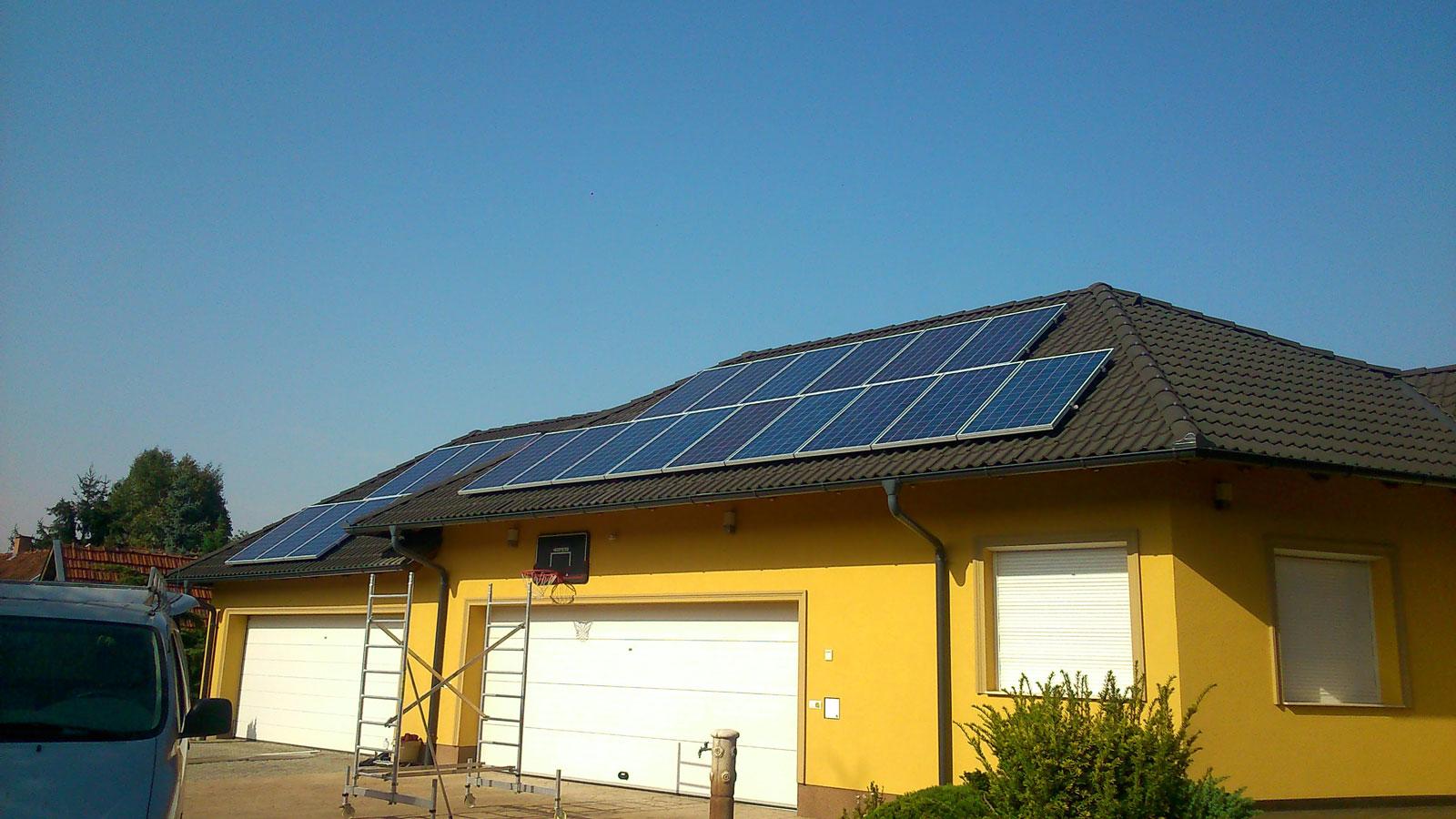 Békéscsaba Békés megye napelem rendszer