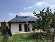 Budapest, Pest megye, 10kW napelem rendszer