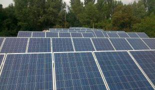 Budapest napelem rendszer 50kW Pest megye