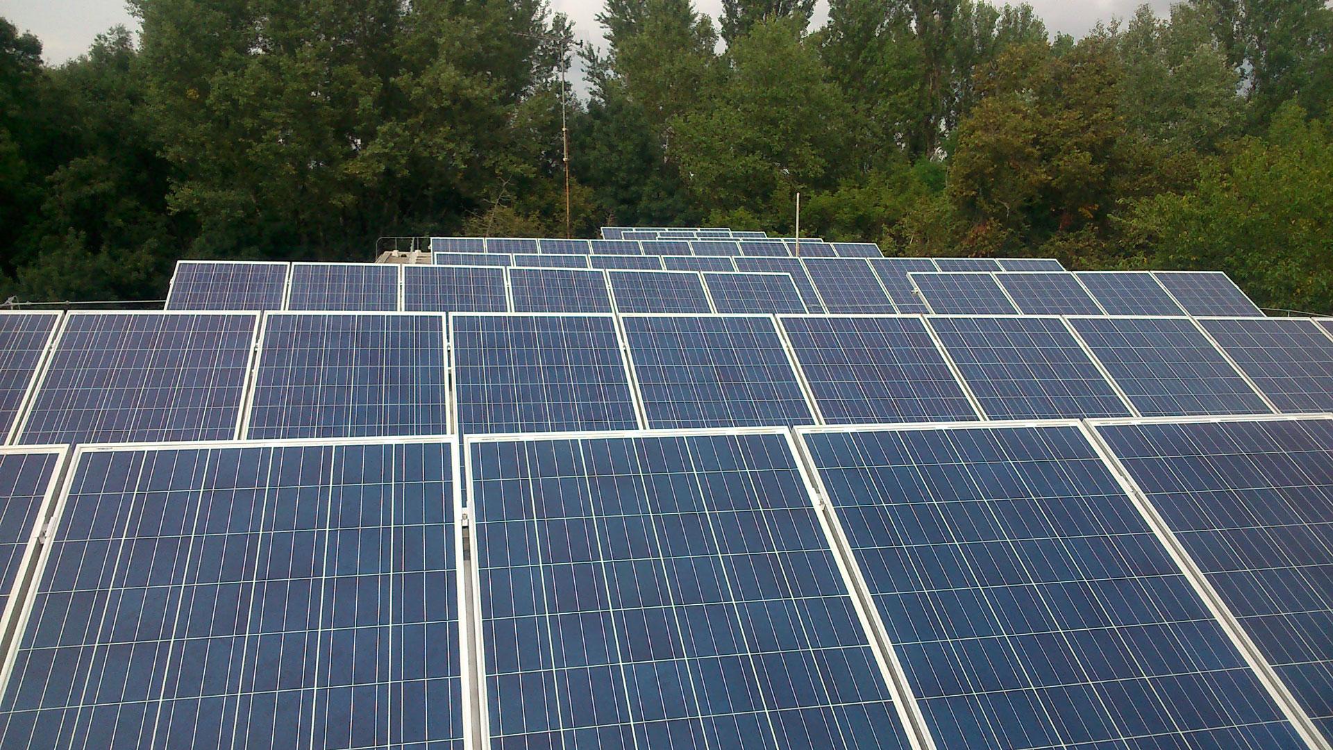 budapest 50kW napelem rendszer napkollektor pest megye ceg