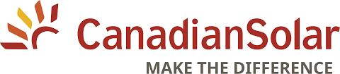 Canadian Solar logó.