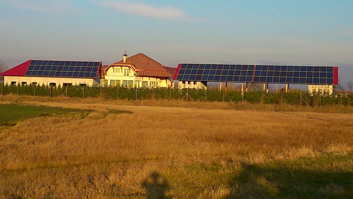 Mórahalom napelem rendszer, Csongrád megye