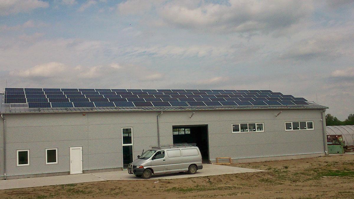 csongrád megye napelem rendszer kivitelező cég