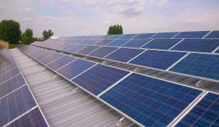 Zákányszék Csongrád megye 20kW napelem rendszer
