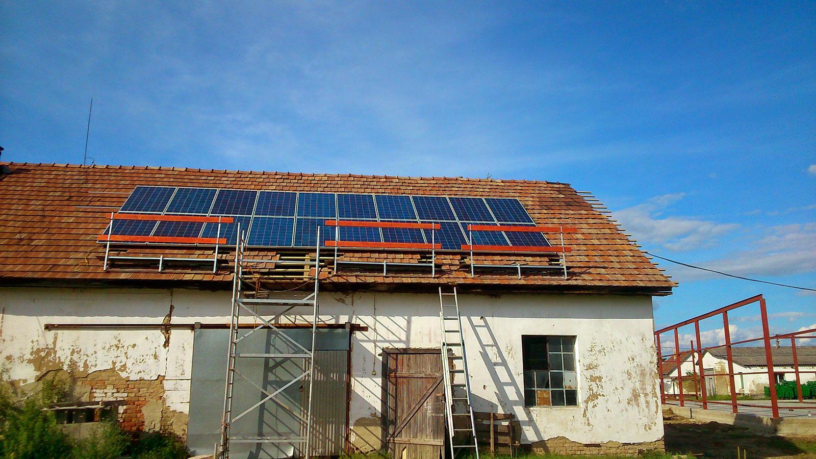 Dejtár, Nógrád megye napelemes rendszer, napelemek, napelem