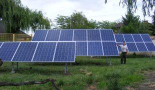 Eger, Heves megye 7kW napelem rendszer