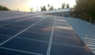 Gyál, Pest megye napelem rendszer 20kW