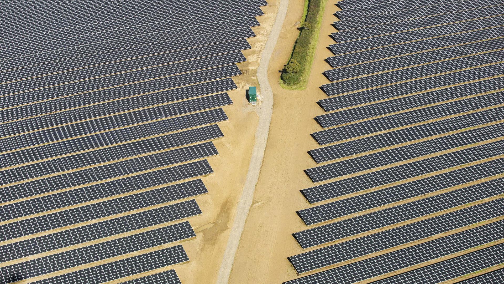Megállíthatatlan napelem és megújuló energia