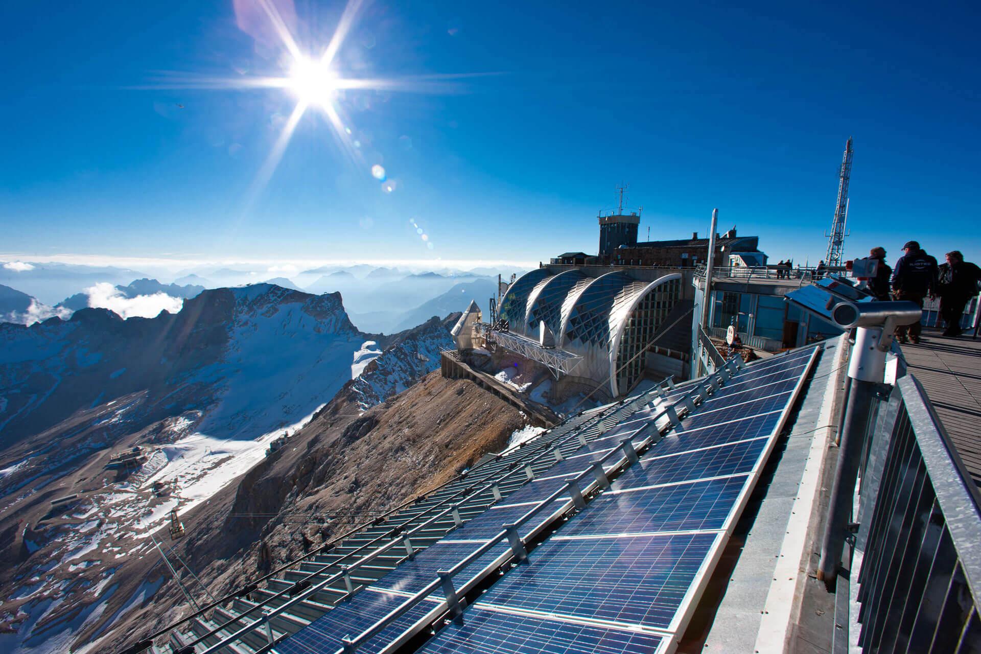 Megújuló energiaforrások, napenergia
