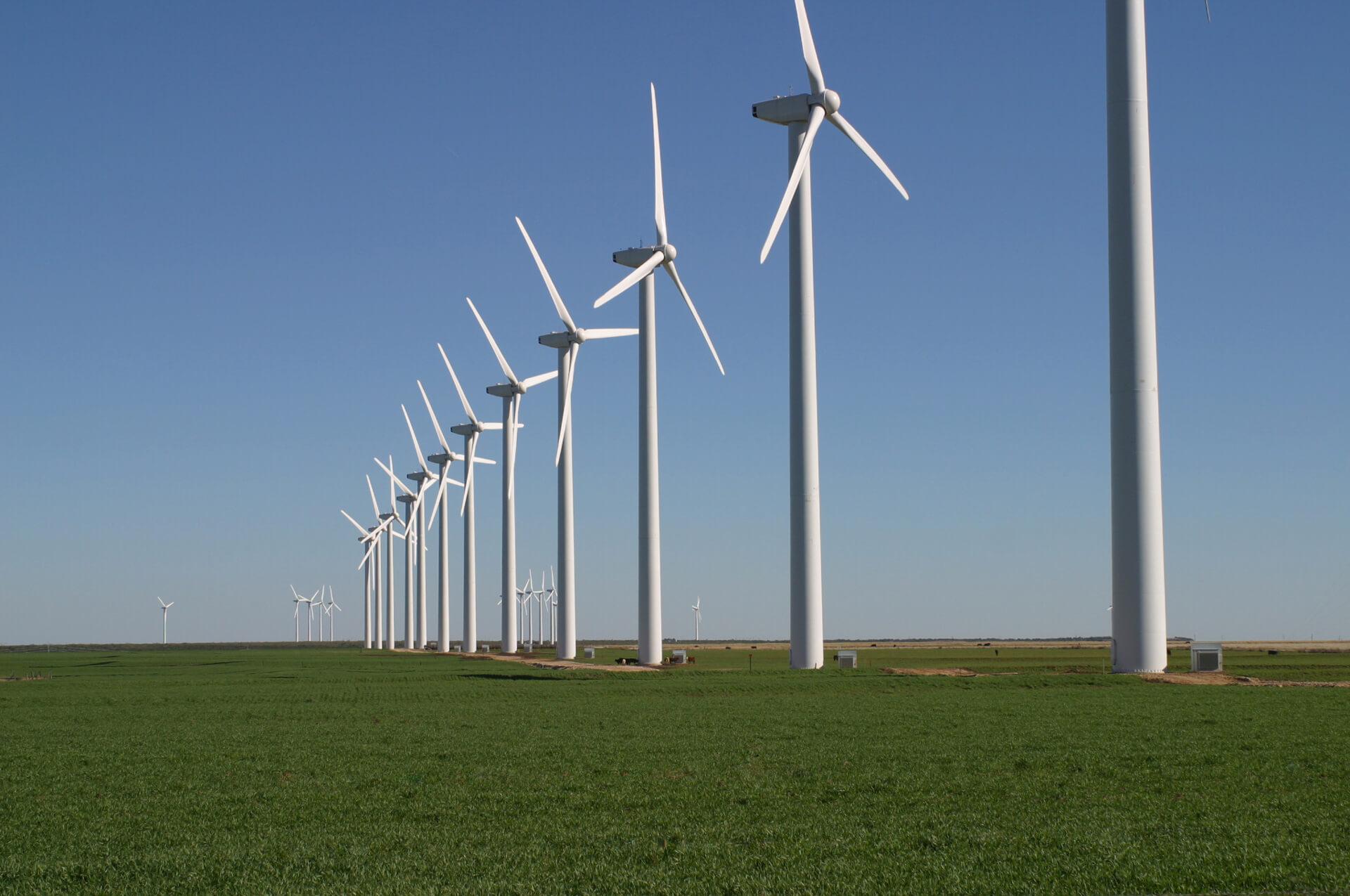 Megújuló energiaforrások a szélenergia vagy szélerőmű