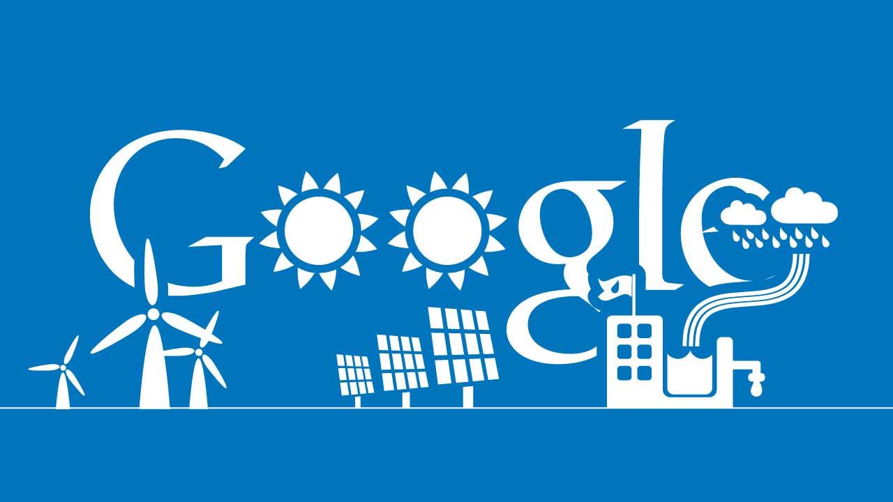 Megújuló energia és napelem aránya a világ legnagyobb tech cégeinél.