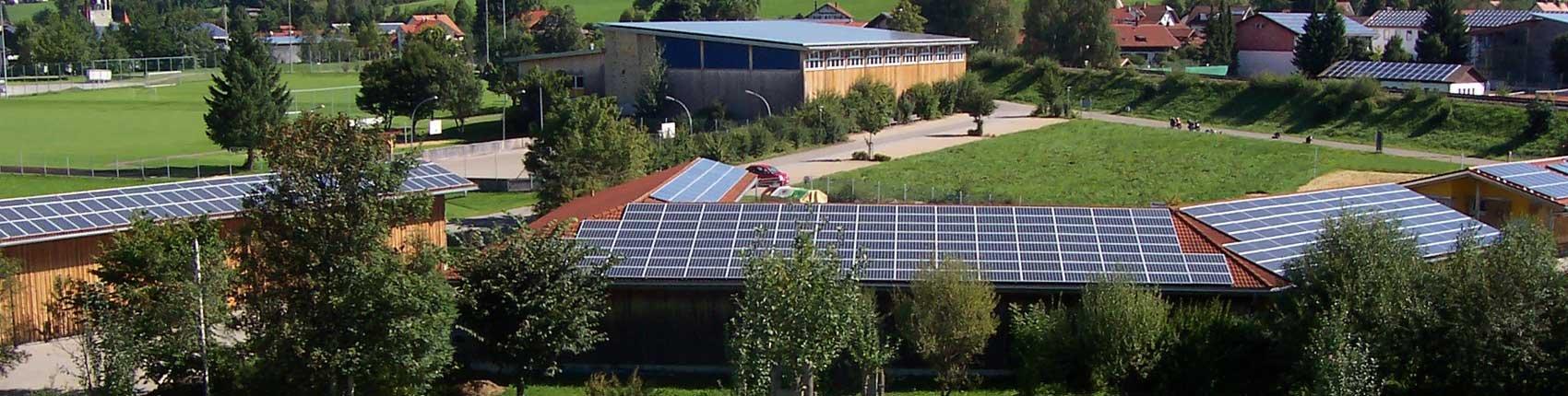 Wildpoldsried, a zöld energia faluja.