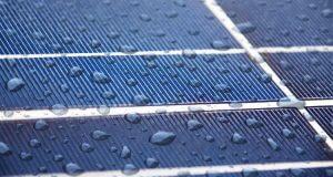 Napelem energia az esővízből azaz napelem energia az esőből