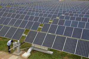 Naperőmű, napelem, napkollektor erőmű, napenergia