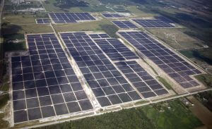 napelem naperőmű