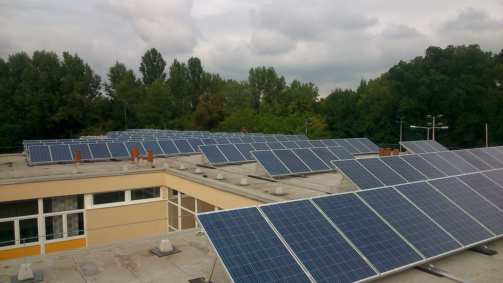 budapest napelem rendszer