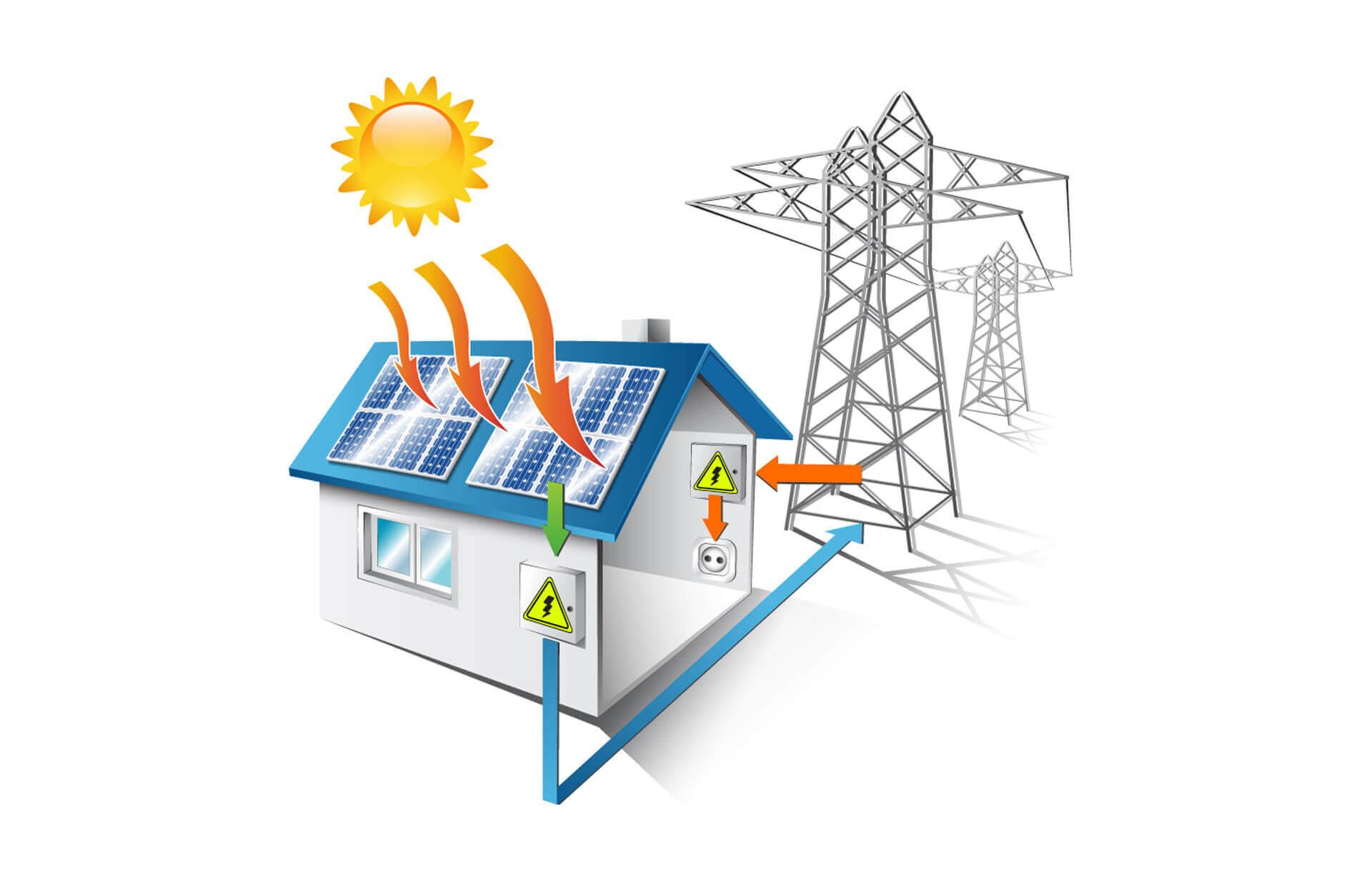 Napelemek hatásfoka, napelem rendszer tévhit, napelemes tévhitek