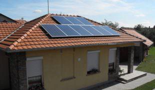 Kecskemét, Bács-Kiskun megye napelem rendszer 2kW