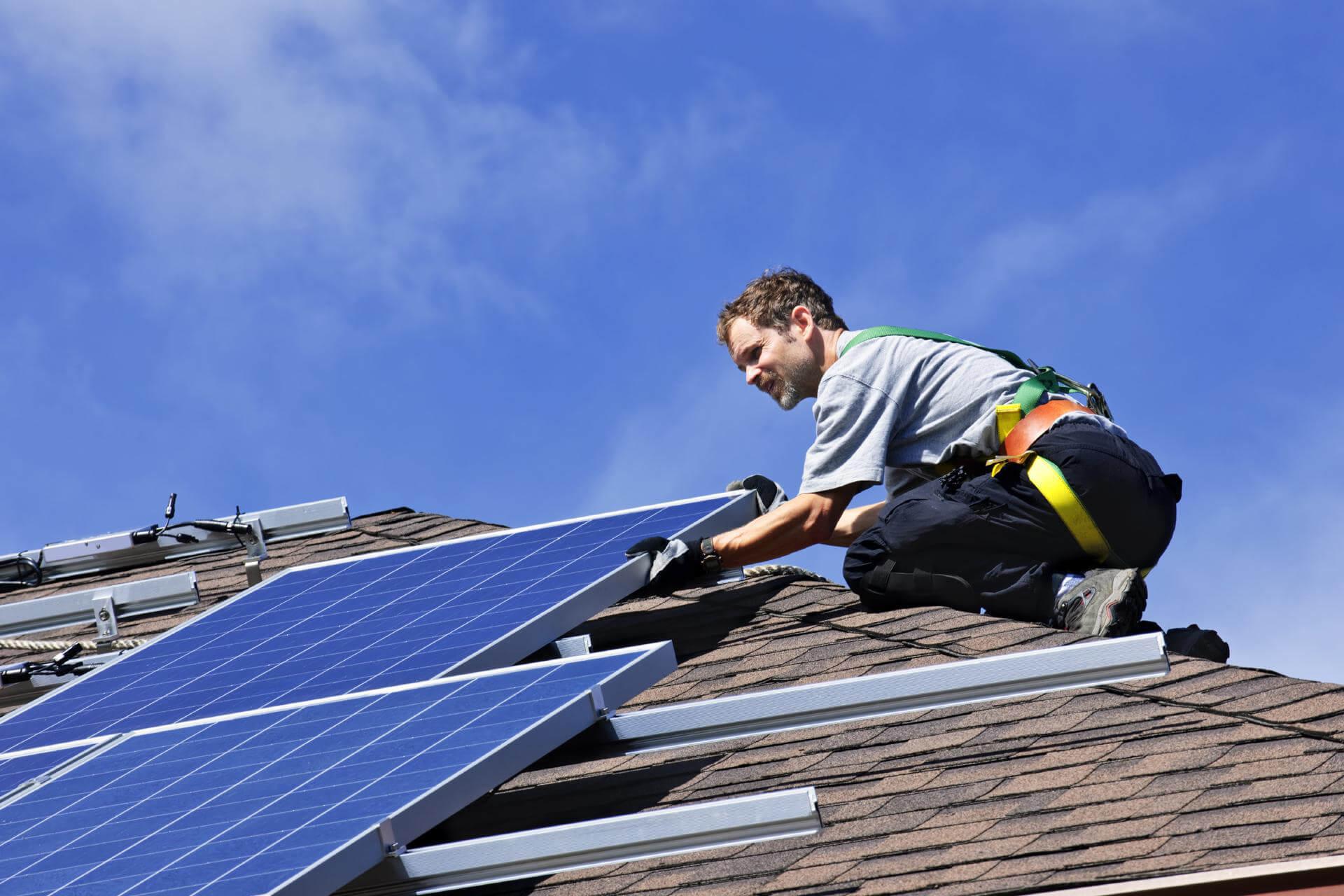 napelemes rendszer teljesítménye