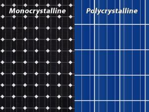 Napelem rendszer alkotórészei, a napelem panelek.
