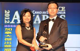 Dr. Shawv Qu a Canadian Solar alapítója.