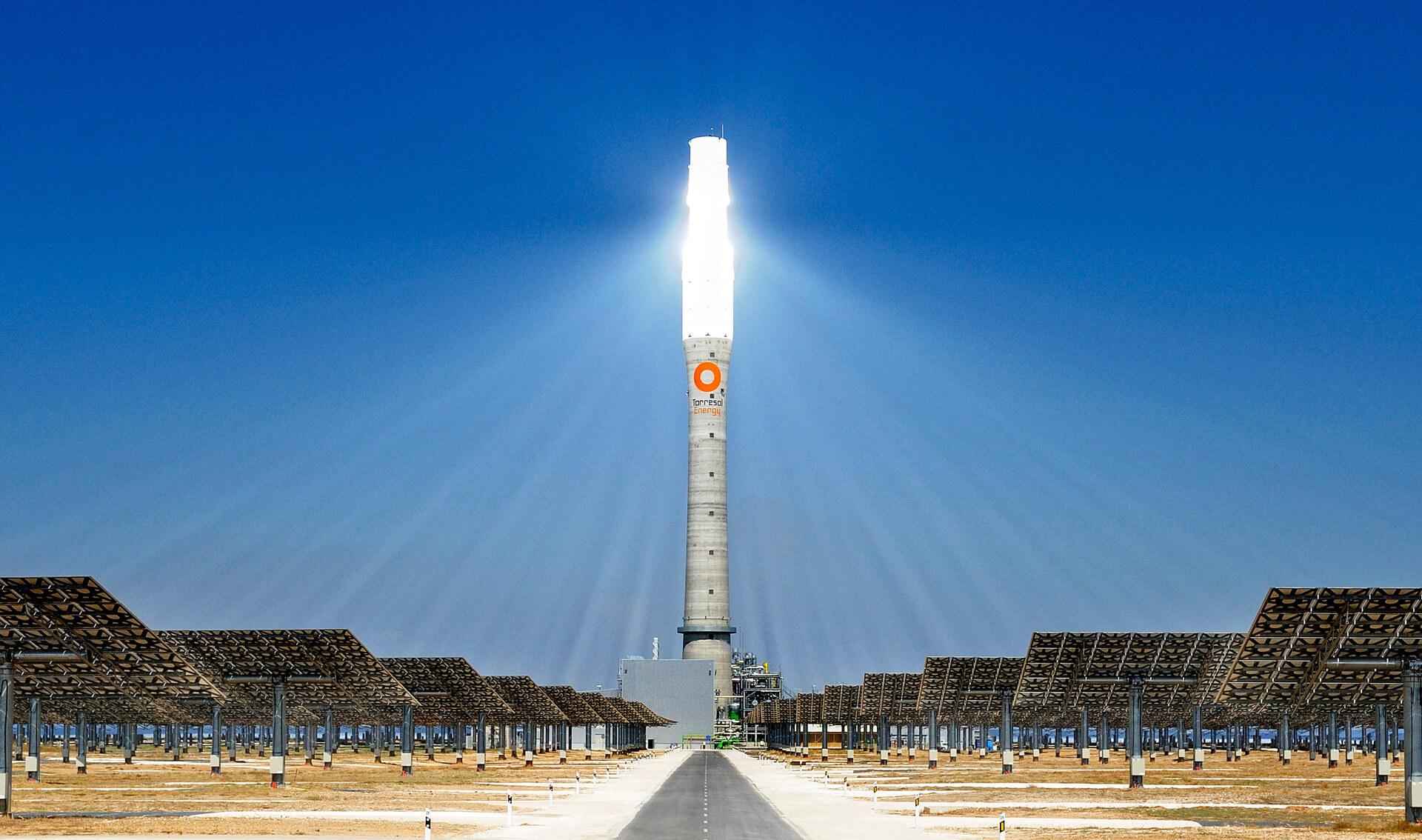 Napenergia hasznosítása, napelem naperőmű, naperőművek