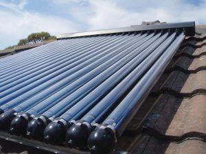 Napkollektor szintén napenergiát hasznosít