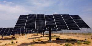 Napkövetős napelemes rendszer