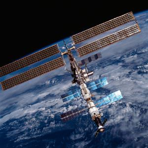 NASA napelemes műhold áramellátása