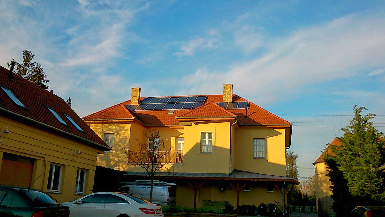 Napelem Pest megye, napelem Budapest, napelem rendszer