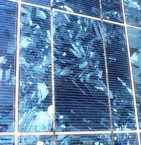 Polykristályos napelem cell típusok