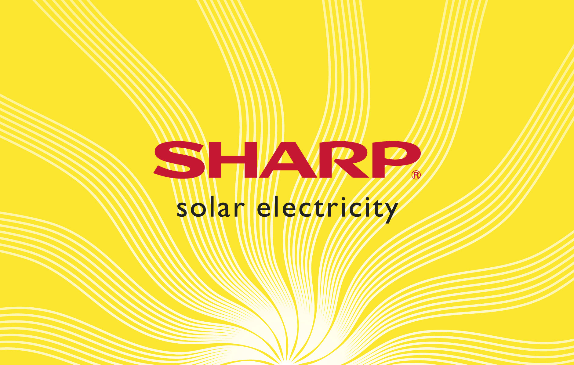 Sharp Solar Electricity