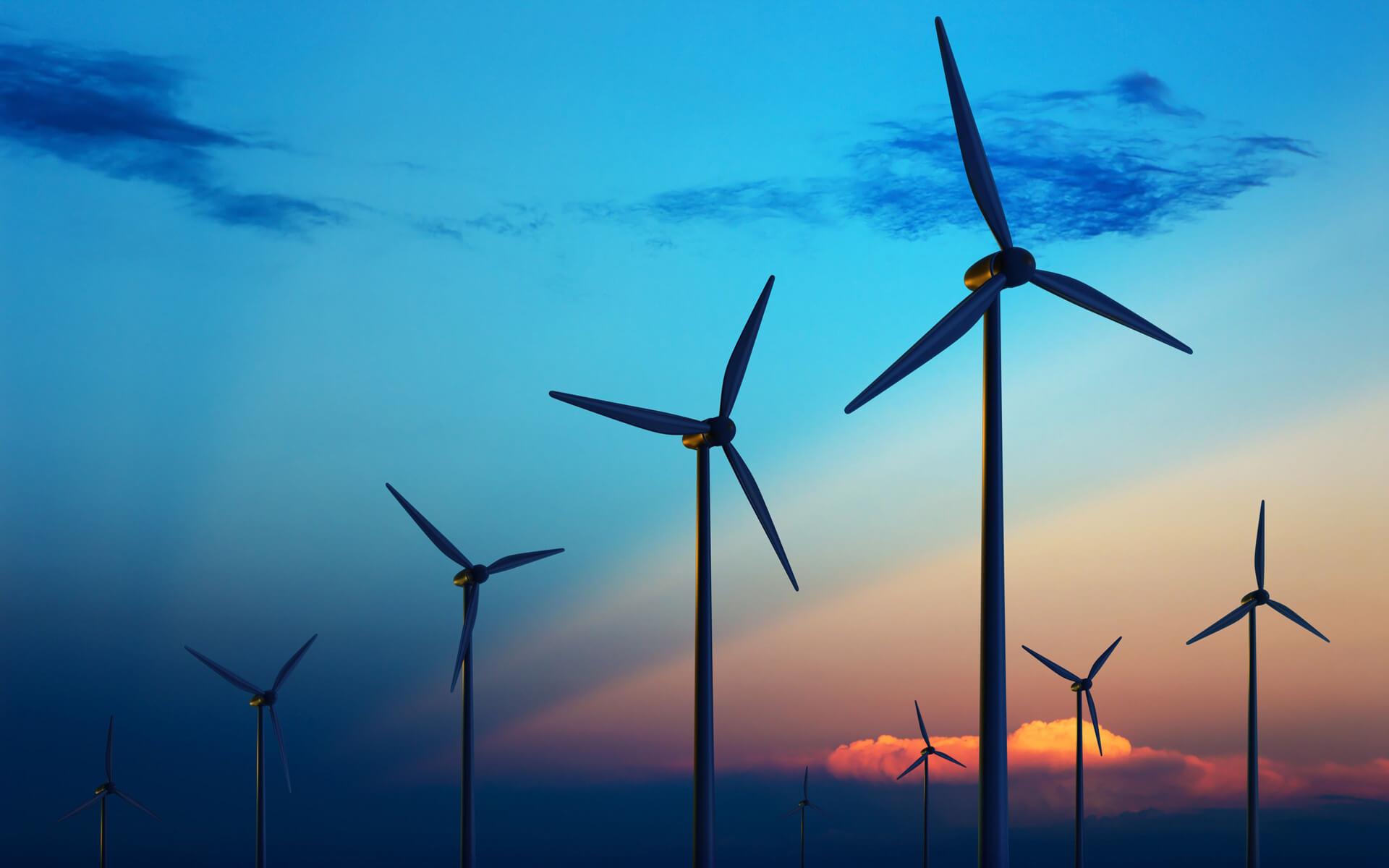 Szélenergia, szélerőmű, szélturbina, szélgenerátor