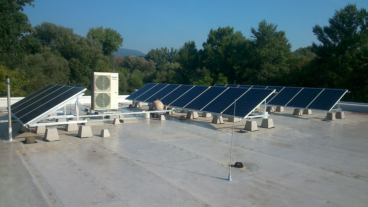 szentendre napelemes rendszer kiviteleő cég