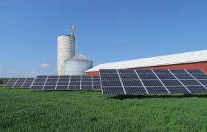 Szigetüzemű napelem rendszer tanyákon