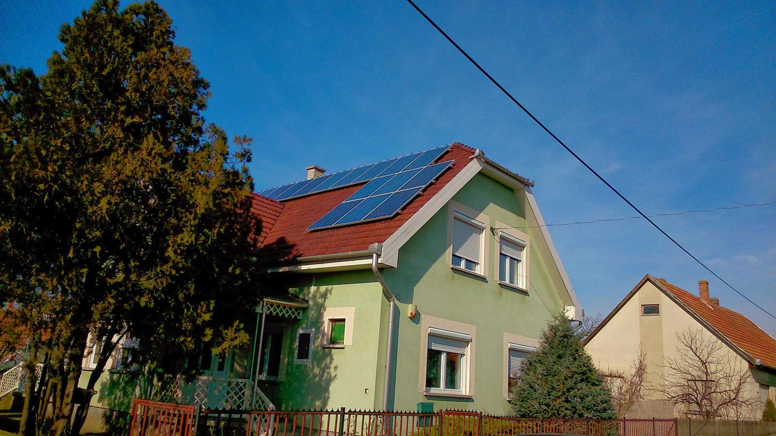 Jász-Nagykun-Szolnok megye napelem rendszer, Szolnok napelem