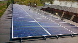 Szolnok napelem 18kW-os napelem rendszer