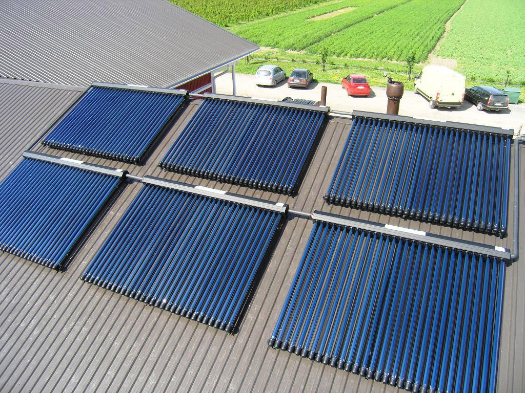 Vákuumcsöves napkollektor ára és megtérülése / megtérülési ideje