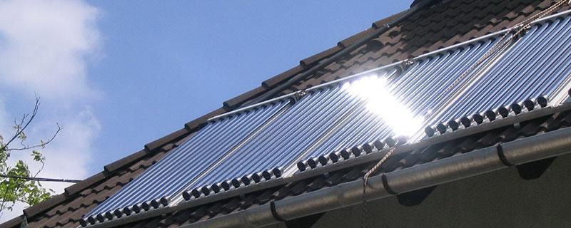 síkkollektor összehasonlítás vákuumcsöves napkollektorokkal
