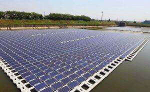Úszó napelem vagyis vízre telepített naprőmű