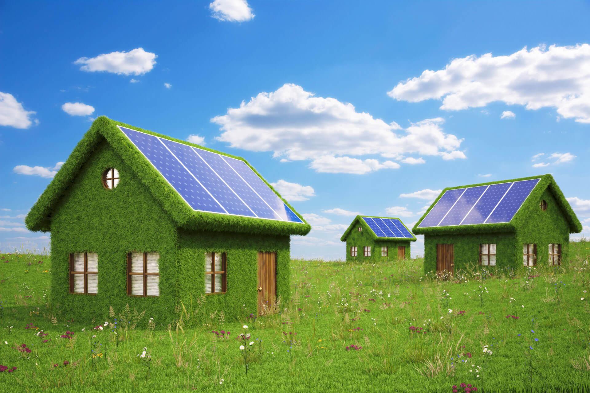 Zöld energiaforrások a napelem, megújuló enegiaforrások